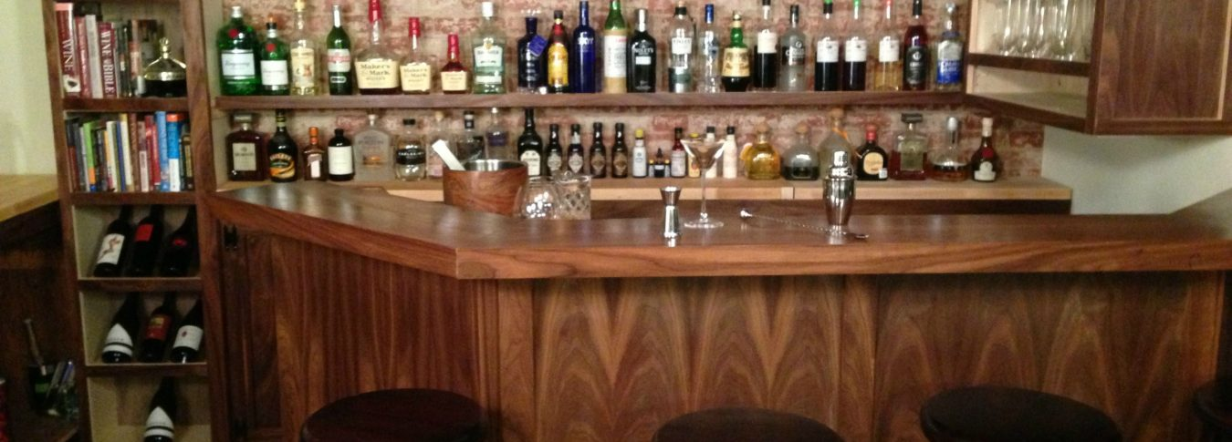 Home Bar Furniture Completes the Party