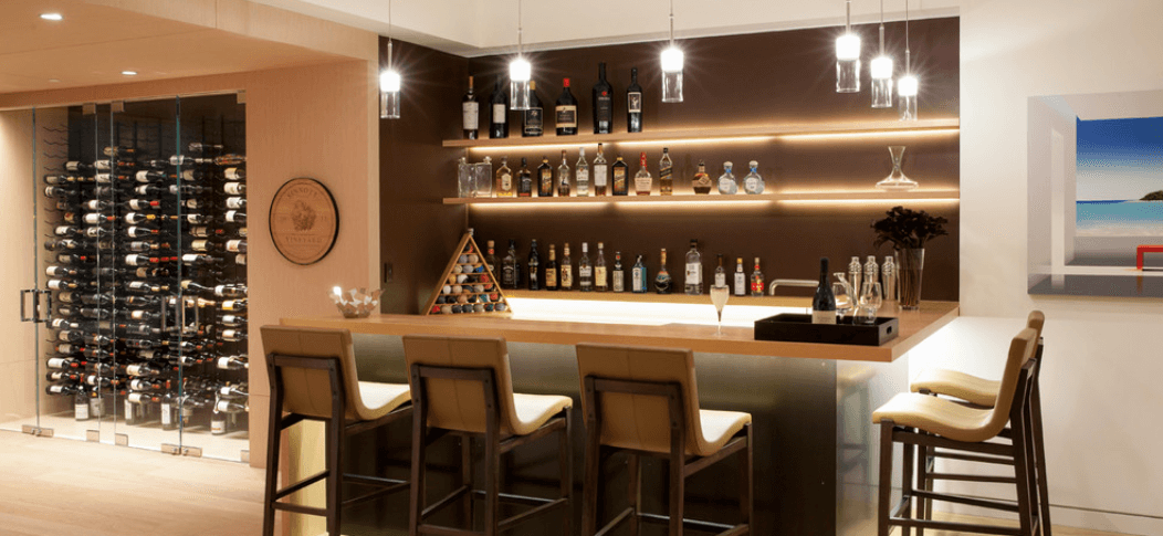 What's Your Poison? How You Can Say This to Your Friends While Entertaining With Your Own Home Bar!